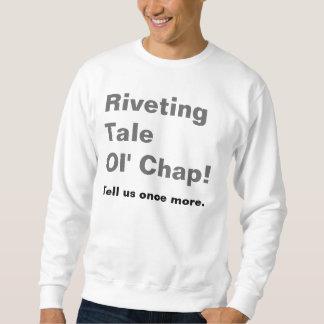 Goin' old school sweatshirt