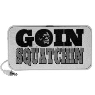 Goin Squatchin Altavoces De Viajar