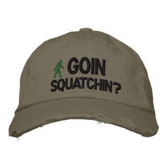 GoIn Squatchin? Embroidered Baseball Cap