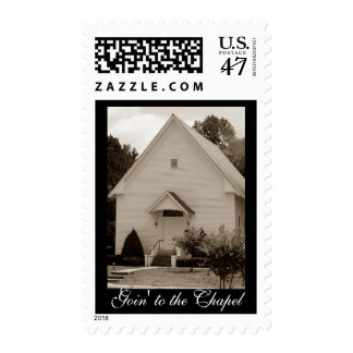 Goin' to the Chapel Stamp