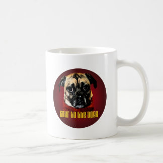 goin' to the dogs mugs