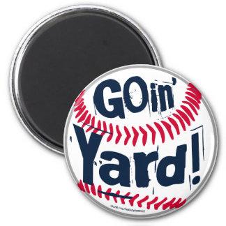 Goin' Yard! Magnet