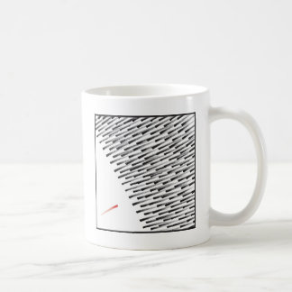 Going Against The Flow Coffee Mug