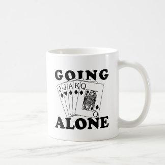 Going Alone Coffee Mug