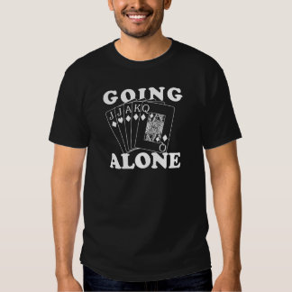 Going Alone T Shirt