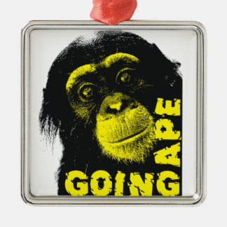 Going ape ornaments