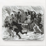 Going Around the Horn, 1849 Mouse Pad