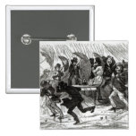 Going Around the Horn, 1849 Pinback Button