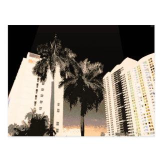 Going Back To Miami Postcard