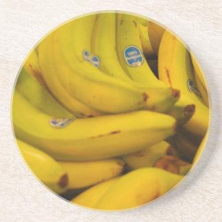 Going Bananas Drink Coaster