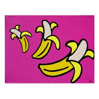 """""""Going Bananas"""" Postcards"""