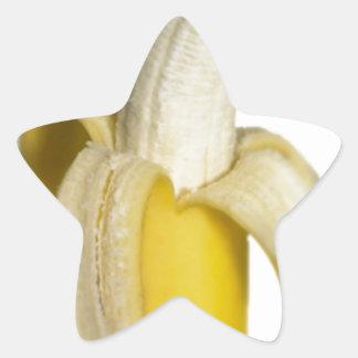 Going bananas star sticker