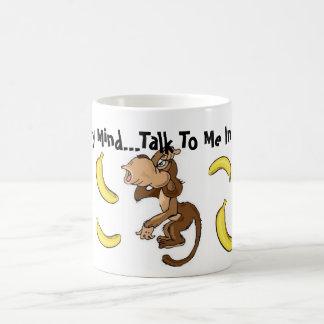 Going Banana's without your coffee mug