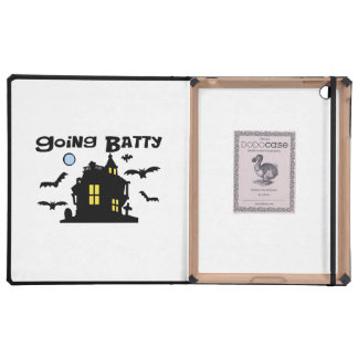 Going Batty Cases For iPad