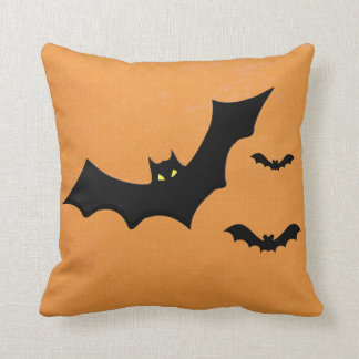 Going Batty Halloween Pillow