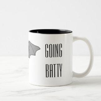 Going batty Mug