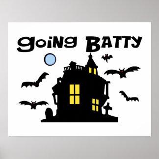 Going Batty Poster