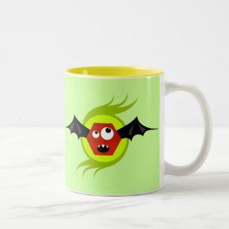 going batty Two-Tone coffee mug