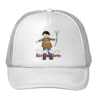 Going Camping Boy Trucker Hats