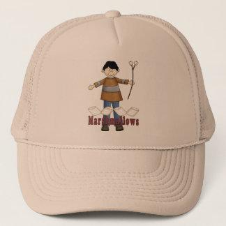 Going Camping Boy Trucker Hat