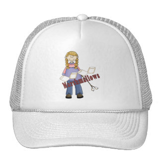 Going Camping Girl Hats