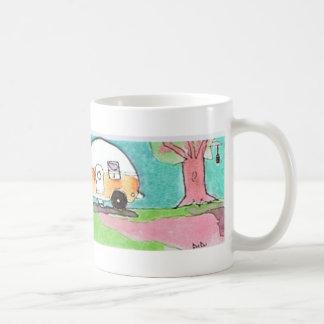 Going camping mug