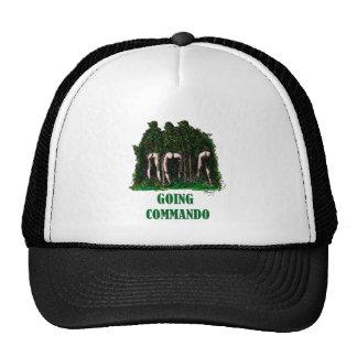 GOING COMANDO TRUCKER HAT