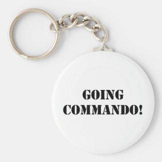 Going Commando Keychain