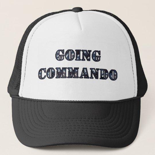 Going Commando Trucker Hat