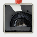 Going Down Christmas Ornament