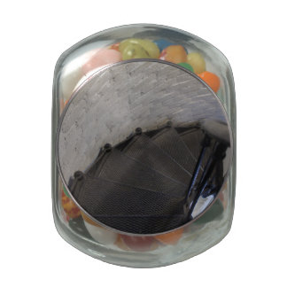 Going Down Glass Jars