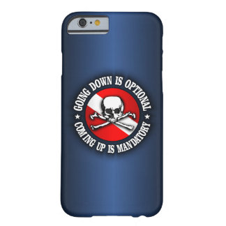Going Down Is Optional (rd) iphone 6 cases Barely There iPhone 6 Case