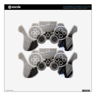 Going Down PS3 Controller Decals