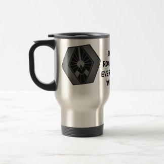 Going Everywhere with TBO Travel Mug
