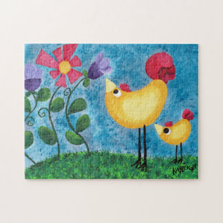 Going For A Stroll Jigsaw Puzzle