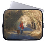 going for a walk laptop sleeves