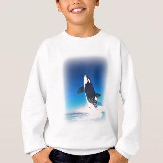 Going for the Breach Killer Whale Sweatshirt