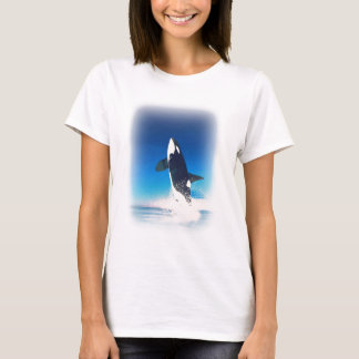 Going for the Breach Killer Whale T-Shirt