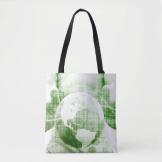 Going Forward with Business Success and Growth Tote Bag