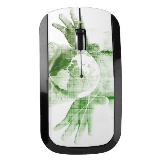 Going Forward with Business Success and Growth Wireless Mouse
