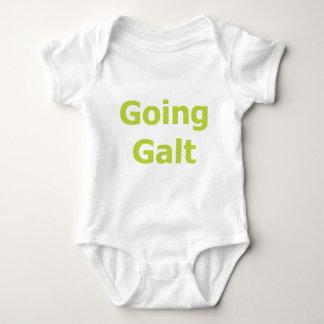 Going Galt Black Tee