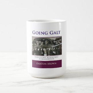 Going Galt: Surviving Economic Armageddon Coffee Mug