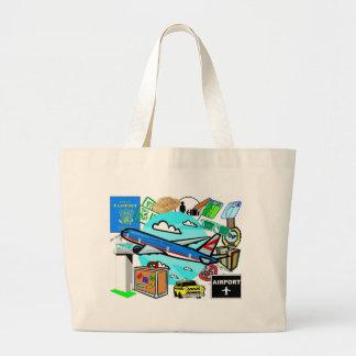 Going, Going, Gone Jumbo Tote Bag