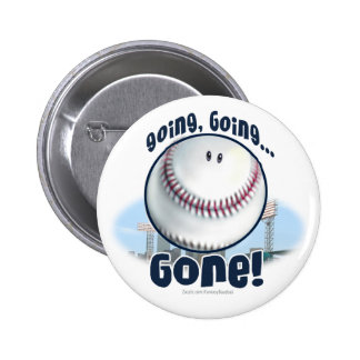 Going, Going Gone! Button