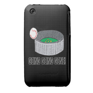 Going Going Gone iPhone 3 Case