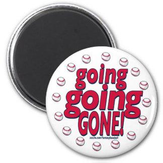 Going Going Gone! Magnet