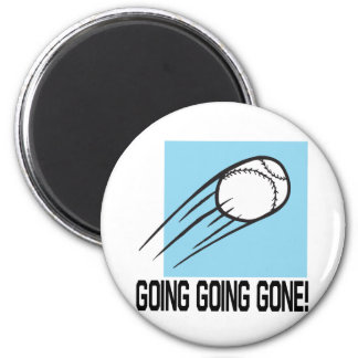 Going Going Gone Magnets