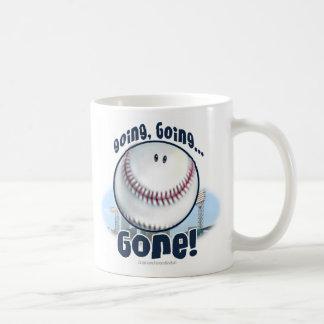 Going, Going Gone! Mug
