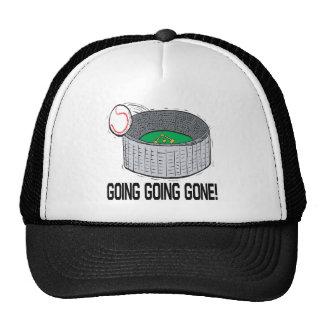 Going Going Gone Trucker Hat