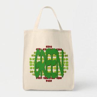 Going Green Bag